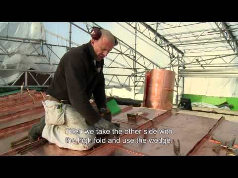 Copper and Zinc Roofs