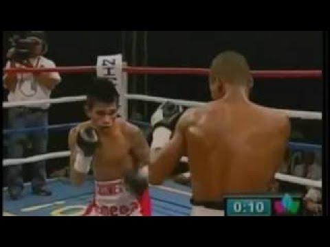 First Fight Abroad of Johnriel Casimero vs. Cesar Canchila Interim WBO lightflyweight titl