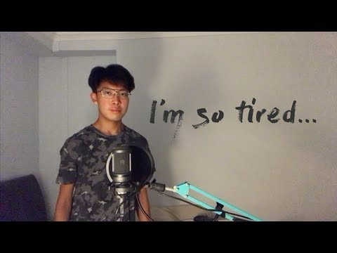 i'm so tired... - lauv & troye sivan (cover) Mp3