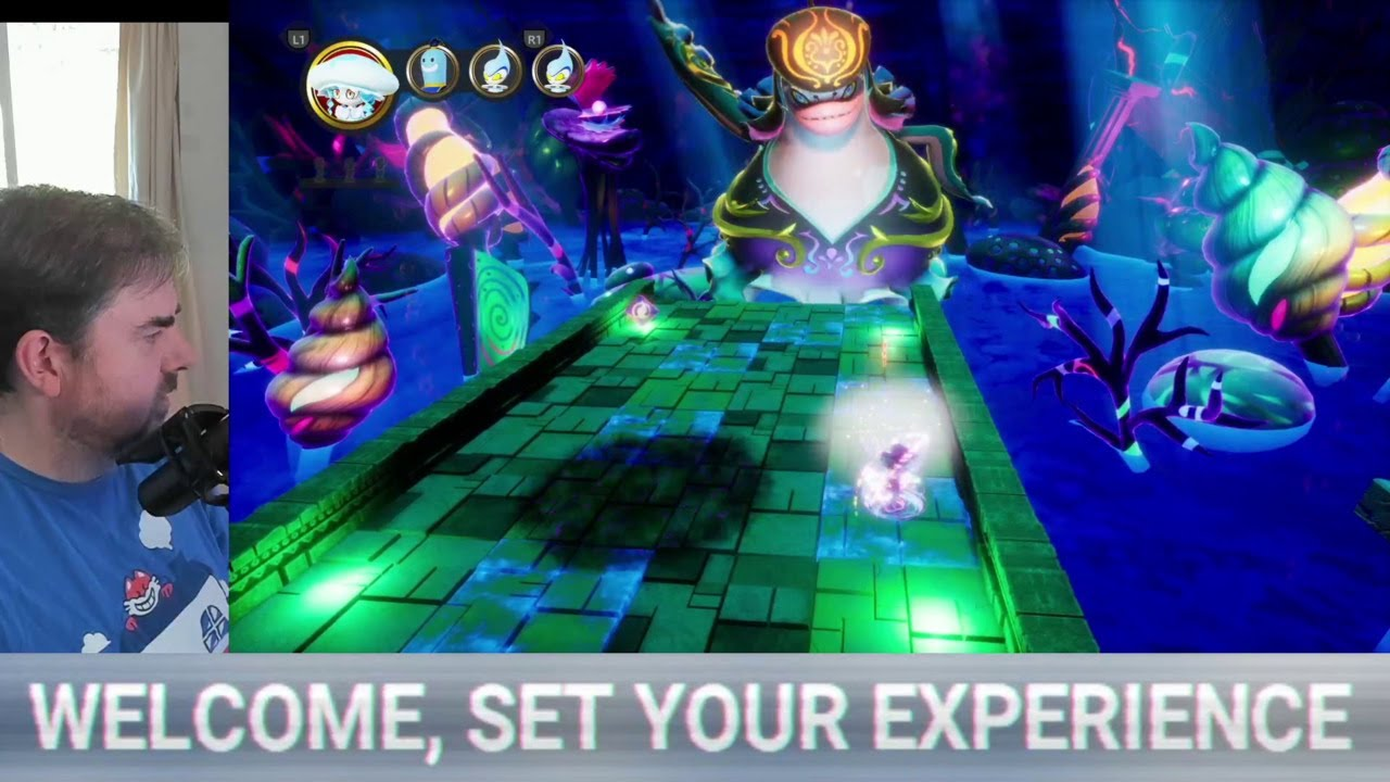 Balan Wonderworld: Quick Look (Video Game Video Review)
