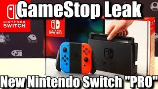 New Nintendo Switch Pro Leaked…