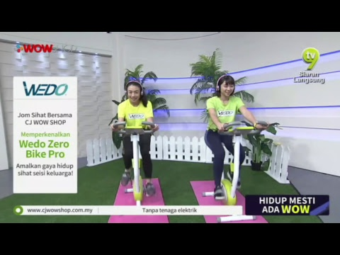 Live 11 00 27 Dec 18 Tv9 Wedo Zero Bike Pro Jimmy