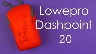 Розпакування Lowepro Dashpoint 20 Red Pepper
