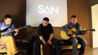 The Almonds - Игра (SAN: Saturday AmusicA Night, 07.11.2015).