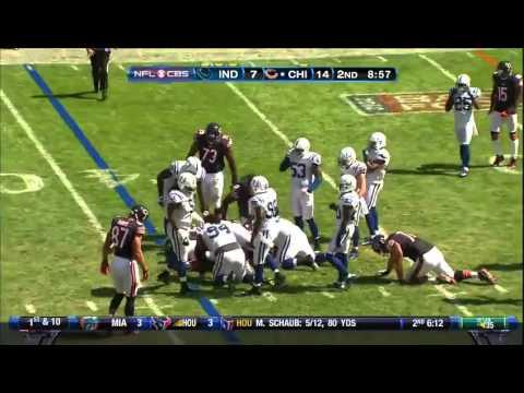 2012 - Colts @ Bears Week 1
