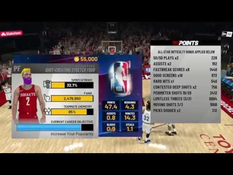 NBA2K19 HOW TO FIX YOUR CAP BREAKER!!!