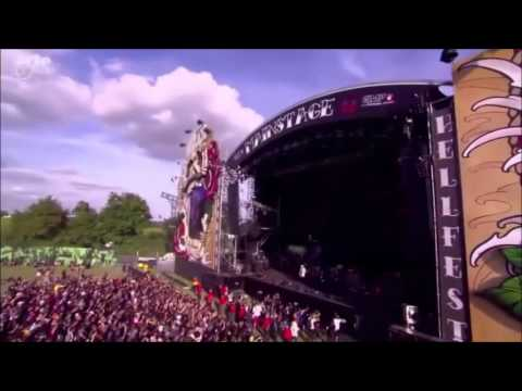 Killing Joke - The Wait live Hellfest 2015