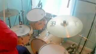 Maze Featuring Frankie Beverly - Before I Let Go (Drum Cover)