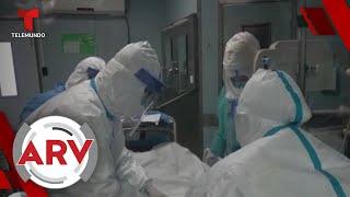 Coronavirus: Investigan más de 60 posibles casos en 22 estados de EE. UU. | Al Rojo Vivo | Telemundo