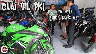 16tr đủ mua moto PKL giá rẻ đủ loại ko phải xe máy cũ thanh lý công an Bình Dương Bao hồ sơ cả nước