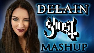 Ghost/Delain (Mashup) - (Cover by Minniva featuring Quentin Cornet)