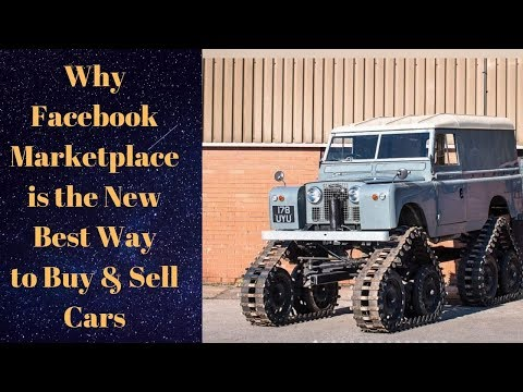 Why Facebook Marketplace Is a Great Place to Buy Cars. Moto HQ