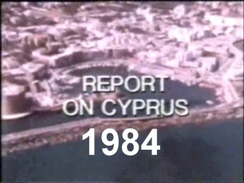 Report on Cyprus - is Turkey treated like Russia re Crimea 2014?