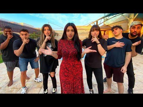 تحدي اكبر لعبة غميضة مع اليوتيوبرز العرب 😱 - Noor Stars