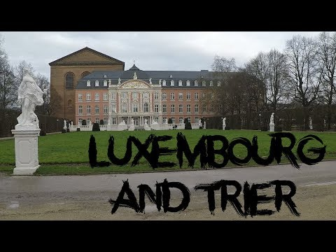 Luxembourg (countryside) And Trier
