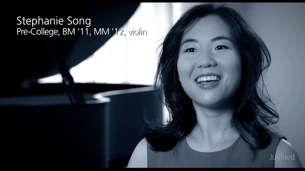 Juilliard Snapshot: Stephanie Song
