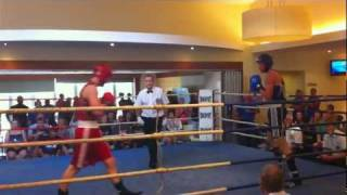 Zac Dunn - Boxing In Queensland - Round 3 2011