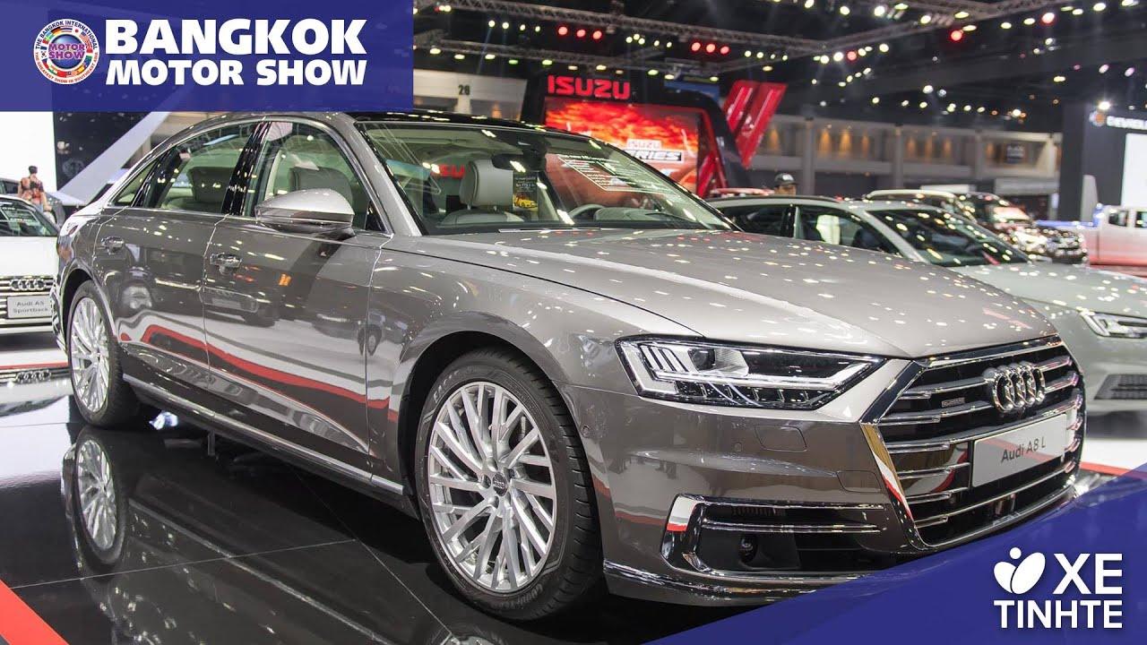Trên tay những trang bị hiện đại của Audi A8 thế hệ mới | Xe.tinhte.vn