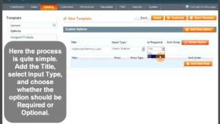 Custom Options for Magento - How to Work with AITOC's Templates Extension