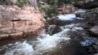 Provo Falls Uinta Mountains, Utah