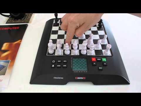 Chess Genius Schachcomputer im Test