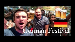 AWESOME GERMAN VOLKSFEST