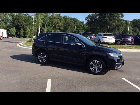 2018 Acura RDX Washington DC, Laurel, Ellicott City, Annapolis, Chevy Chase, MD AA83566