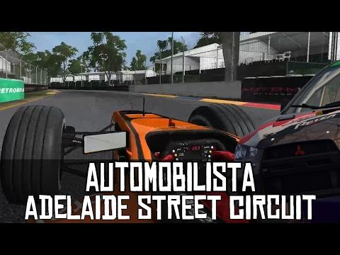 Automobilista || Adelaide Street Circuit
