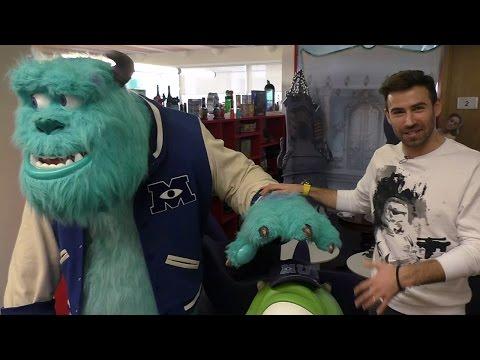 Экскурсия по офису Disney в России