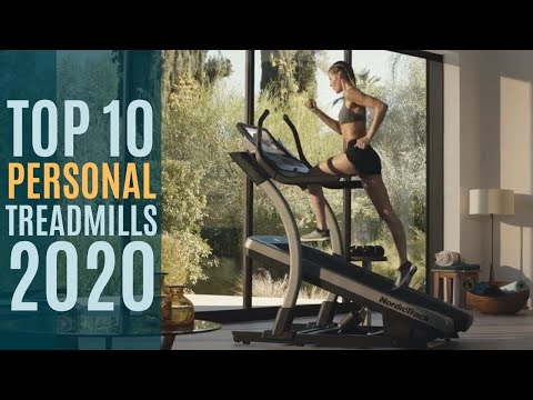 Top 10: Best Treadmills for 2020 / Electric Motorized Running Treadmill for Home Gym, Fitness