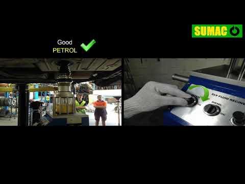 SUMAC ELV Fluid Drainage System