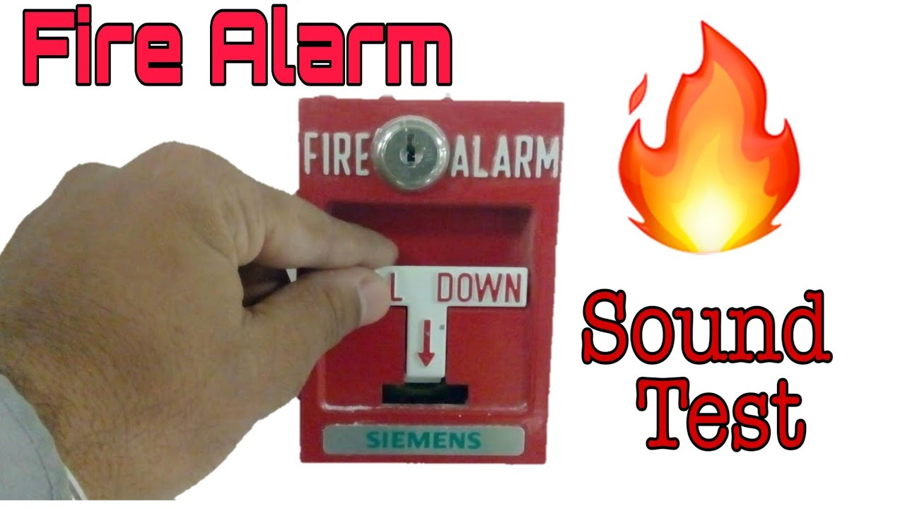 Fire Alarm Test Weekly Ud83d Udd25 Ud83d Udd25
