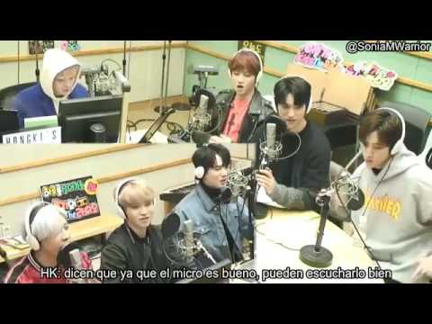 [Sub Español] GOT7 Kiss the radio 170323