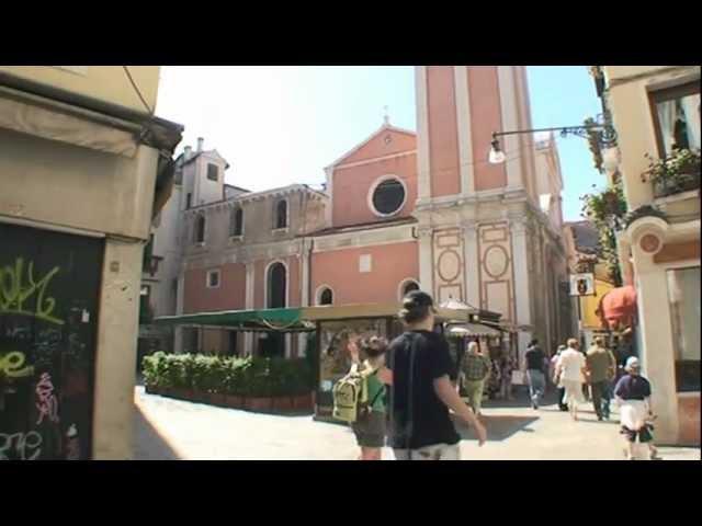 ITALIA /Venezia 163:San Giovanni Crisostomo/ ベネチア
