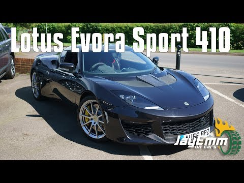 The Lotus Evora Sport 410 - An Evora 400 Owner's Review