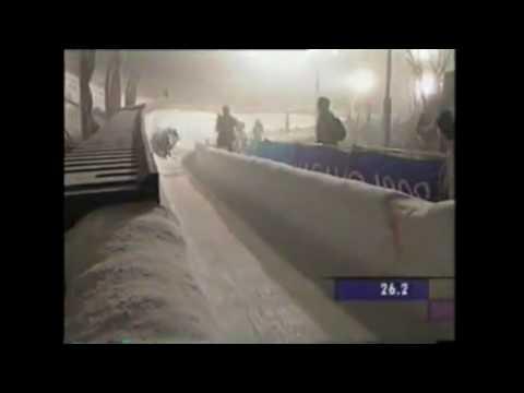 Ireland 4 Man Bobsleigh 1998 Winter Olympics