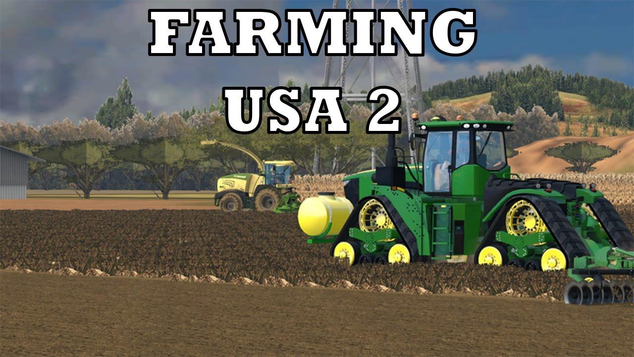 Farming usa скачать бесплатно на компьютер