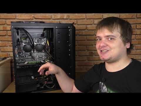 Двухпроцессорный компьютер из Китая #2 - Обзор сборки