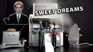 Sweet Dreams Played by Electronic Devices