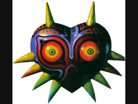 Majora's Mask Deku Palace Theme Song