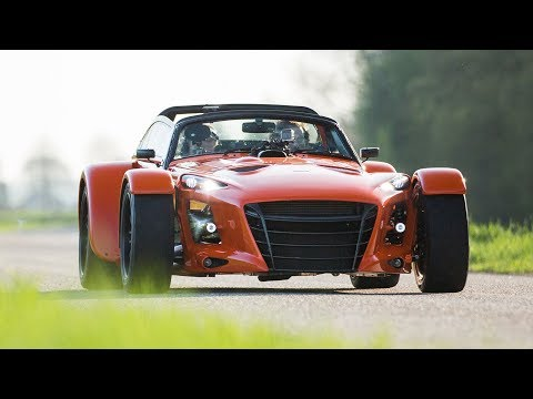 Donkervoort D8 GTO-RS: Reassuringly Hardcore - Carfection