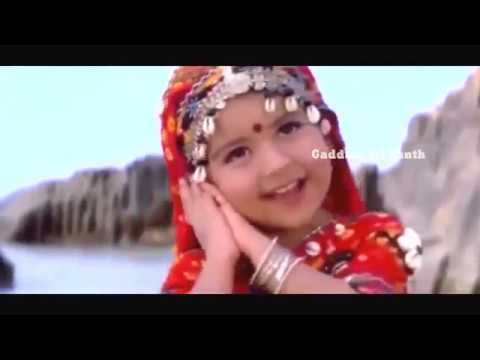 Keratala Aduguna HD Video Song with lyrics Devi Putrudu Movie