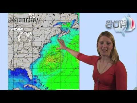Weather Girl's Updated Report for the Offshore Start