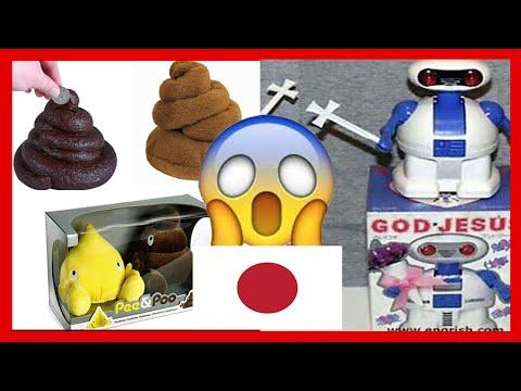 Loquendo - Los Juguetes Más Raros, Extraños y Estupidos (Volumen 4) ESPECIAL JUGUETES JAPONESES