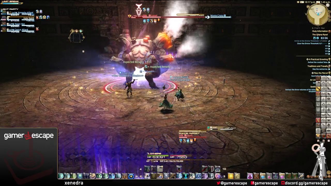 FFXIV Shadowbringers Guide: Qitana Ravel - Gamer Escape: Gaming News,  Reviews, Wikis, and Podcasts