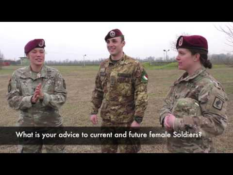 Cpt. Talisa Dauz on her time as a Company Commander