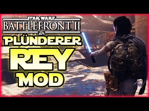 Plünderer Rey Mod! - Star Wars Battlefront 2 - Mod Mods deutsch Tombie thumbnail