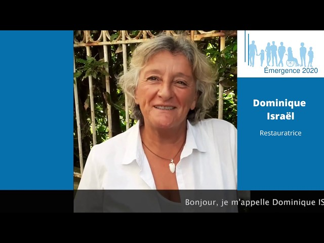 Elections municipales Saint-Georges de Didonne 2020 - Dominique ISRAËL - Réalisation Emergence 2020.