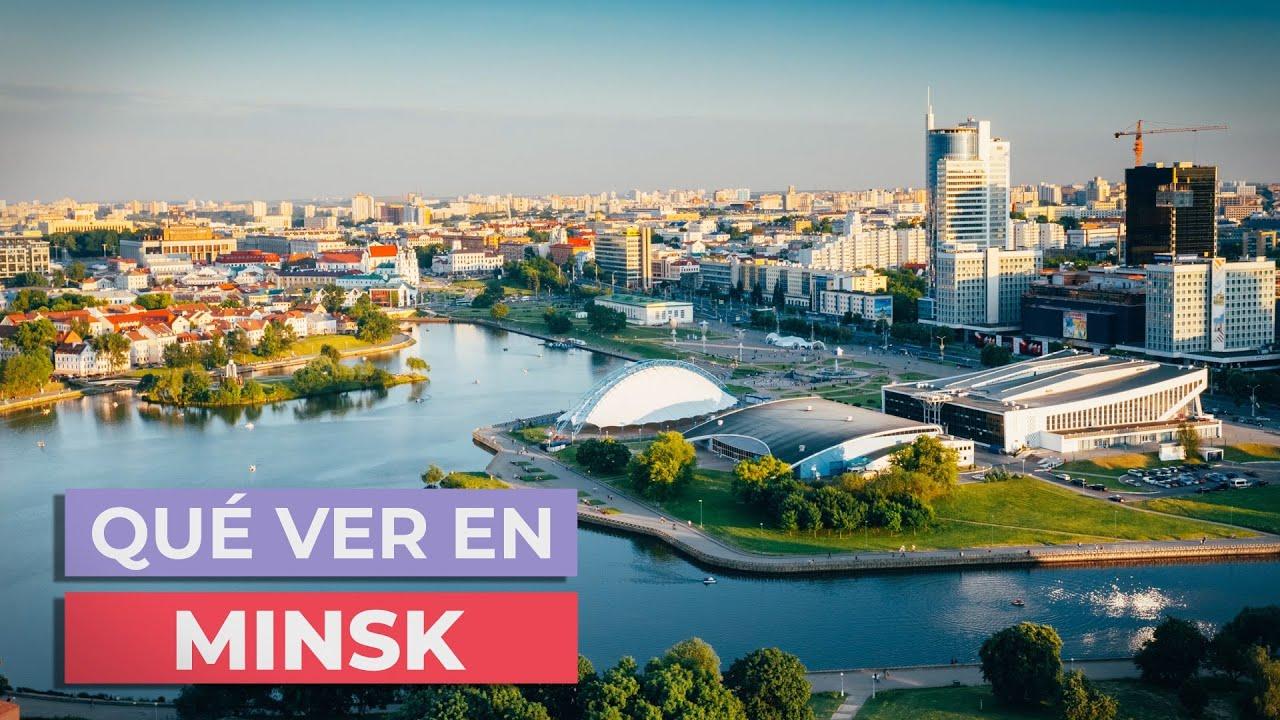 Qué ver en Minsk 🇧🇾 | 10 Lugares Imprescindibles