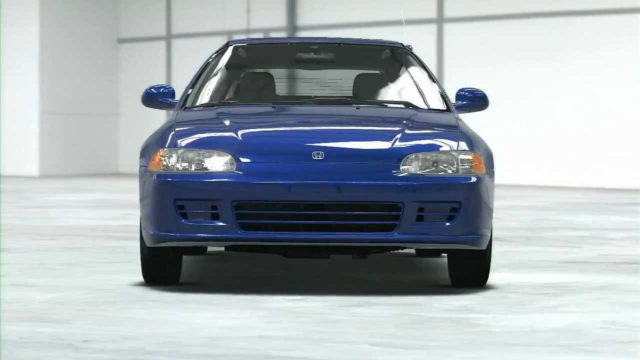 1994 honda civic 1 5 vti voiture de forza motorsport 4 youtube. Black Bedroom Furniture Sets. Home Design Ideas
